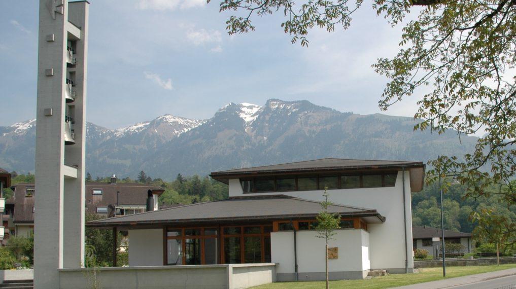 Begegnungszentrum der reformierten Kirche in Sarnen